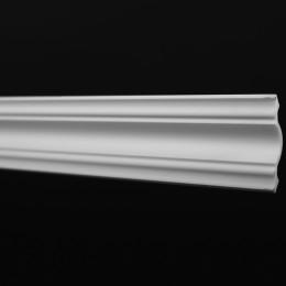 Экструдированный плинтус АК-100