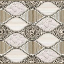 Декоративные панели мозаика Ладья гибискус 960*480 мм