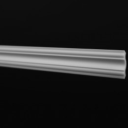 Экструдированный плинтус АК-70