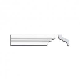 Экструдированный плинтус АS-50