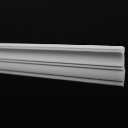 Экструдированный плинтус NP-100