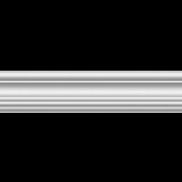 Плинтус потолочный ЛАГОМ 04503Е экструзионный