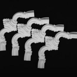 Элемент угловой для молдинга ФОРМАТ 181В