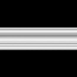 Плинтус потолочный ЛАГОМ 09005Е экструзионный*
