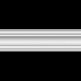 Плинтус потолочный ЛАГОМ 05509Е экструзионный