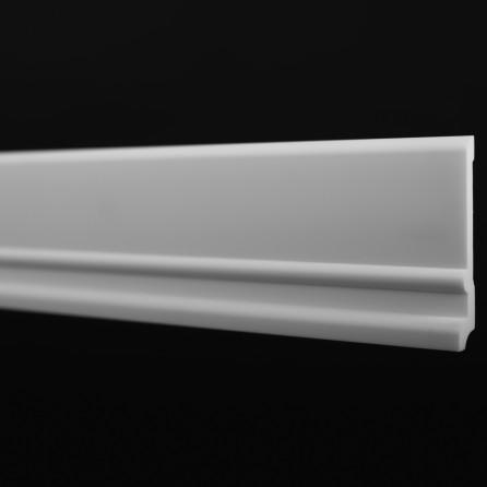Плинтус напольный из дюрополимера