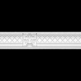 Плинтус потолочный ФОРМАТ 6060 инжекционный*